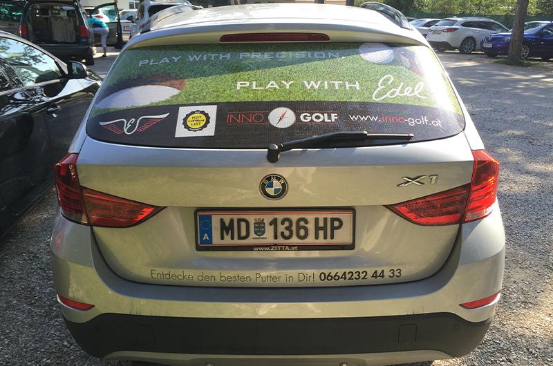 Karussellbild_Auto_Beklebung_Golf